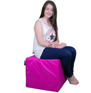 Elephant Cube - Shocking Pink