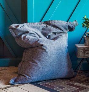 Elephant Junior Bean Bags- Sand Grey Fabric