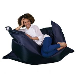 Elephant Jumbo Bean Bags - Midnight Blue