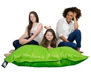 Elephant Jumbo Bean Bags - Zingy Lime