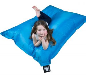 Elephant Junior Bean Bag - Ocean Turquoise