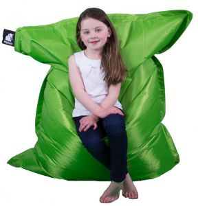 Elephant Junior Bean Bag - Zingy Lime