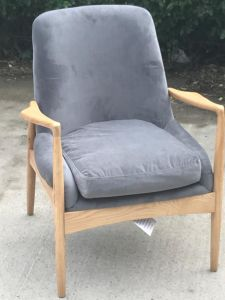 Eric Chair Grey