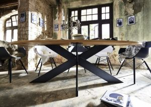 Extreme Dining Table Bianco