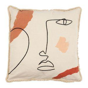 Embroided Face Art Visage Cream Cushion