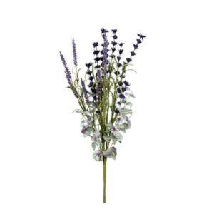 Flower Lavander Champetre Purple
