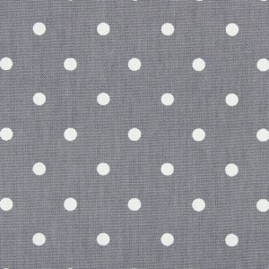 Full Stop Oilcloth Slate