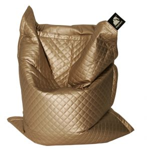 Elephant Jumbo Quilted - Gold
