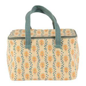 Suro Orange/Green Lunch/Cooler Bag