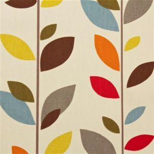 Colourful Leaves Oilcloth