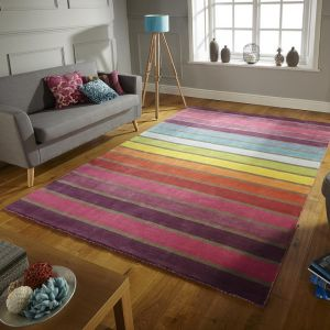 Illusion Candy Rugs Multi
