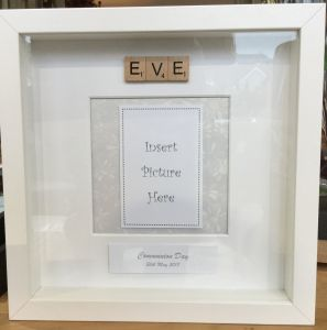 My Firs Holy Communion Frame