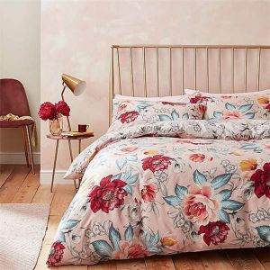 Isla Floral Blush Bedding