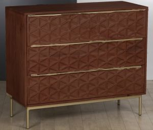 Ivy 3 Drawer Chest
