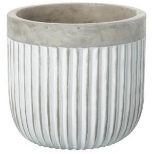 Langford Planter Grey Medium