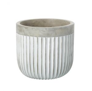 Langford Planter Grey Small
