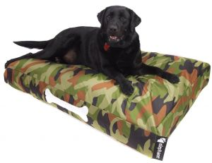Elephant Dog Beds – Large JungleCamo