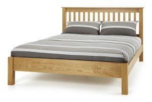 Lincoln Oak Bed