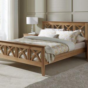 Maiden Oak Bed