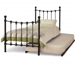 Marseilles Black Guest Beds