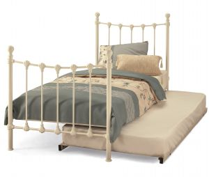 Marseilles Ivory Guest Beds