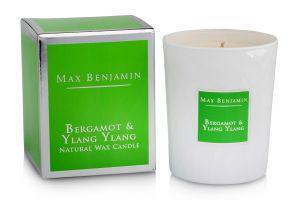 Bergamot & Ylang Ylang Candle