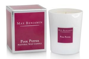 Pink Pepper Candle