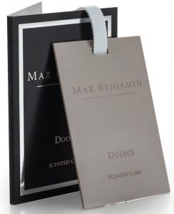 Dodici Scented Card