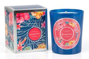 Mauritius Scented Candle