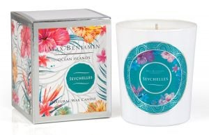 Seychelles Scented Candle