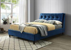 Megan Bed Blue