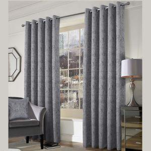 Muse Platinum Curtains 90 x 90