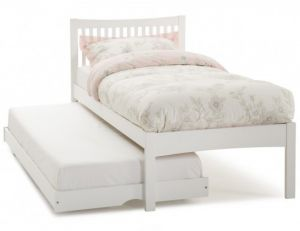 Mya White Guest Beds