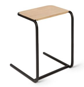 Oak N701 Side Table - Varnished