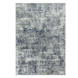 Orion Rug Abstrac Blue