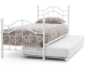 Paris White Guest Beds