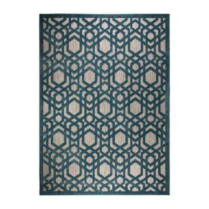 Piatto Oro Blue Rug