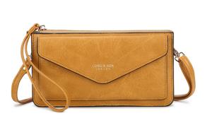 london purse - yellow