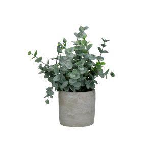 Artifical Green Pot Plant