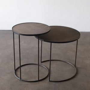 Round Tray Table Bases Large/Small S/2