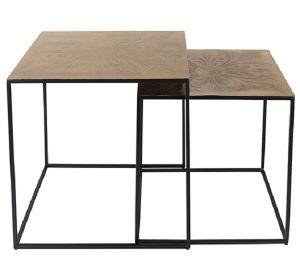Saffra Nest of Side Tables