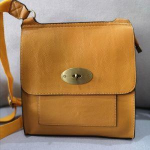Shoulder Bag Jody Yellow