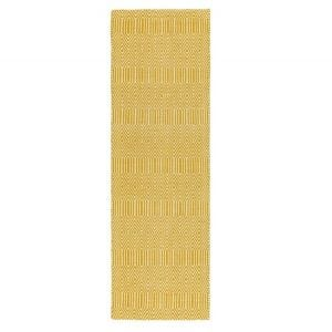 Sloan Rug 66x200 Mustard