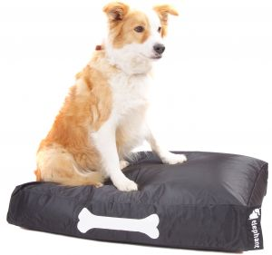 Elephant Dog Beds – Small Black