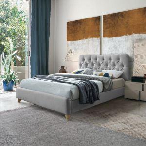 Suzie Grey Bed