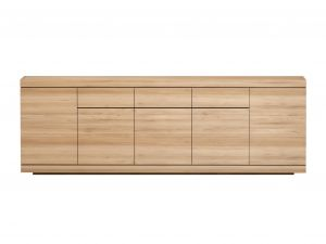 Oak Burger Sideboard 5/3