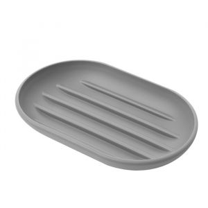 Touch Soap Dish Grey