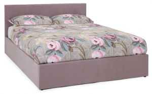 Evelyn Ottoman Lavender Bed