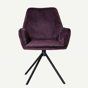Uno Dining Chair Mulberry