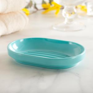 Step Soap Dish Surf Blue